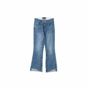 KJ/Flare Stretch Denim SS ver.(Indigo)