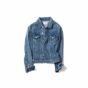 TANAKA /One Two Three JEAN JACKET(MIDWASH)