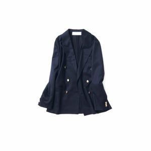 COUTURE D'ADAM /UNCONSTRUCTED DOUBLE-BREASTED JACKET (NANY)