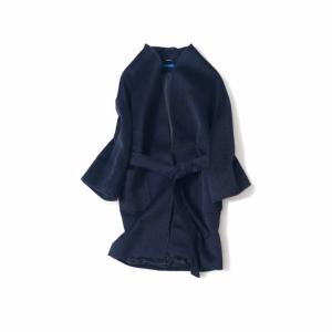 TONANTE/CAPPOTTO DONNA LADIES COAT(NAVY)